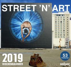 Street'n'Art (2019) von Burckhardt,  Wolfram