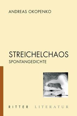Streichelchaos von Okopenko,  Andreas