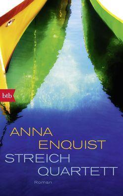 Streichquartett von Ehlers,  Hanni, Enquist,  Anna