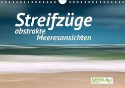 Streifzüge – abstrakte Meeresansichten (Wandkalender 2018 DIN A4 quer) von Nimtz,  Holger