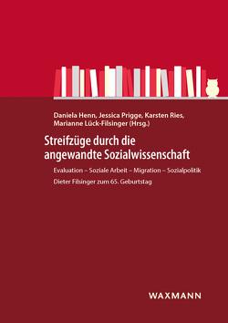 Streifzüge durch die angewandte Sozialwissenschaft von Henn,  Daniela, Lück-Filsinger,  Marianne, Prigge,  Jessica, Ries,  Karsten