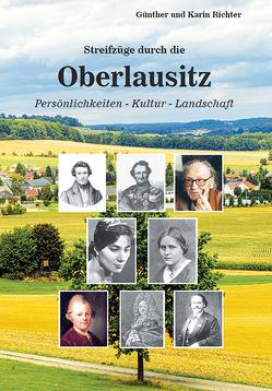 Streifzüge durch die Oberlausitz von Richter,  Günther, Richter,  Karin