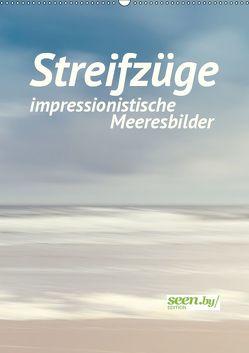 Streifzüge – impressionistische Meeresbilder (Wandkalender 2019 DIN A2 hoch) von Nimtz,  Holger
