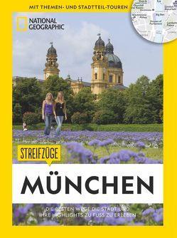 Streifzüge München von Pahler,  Susanne, Webinger,  Barbara