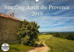 Streifzug durch die Provence (Wandkalender 2019 DIN A3 quer) von Karius,  Kirsten