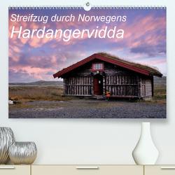 Streifzug durch Norwegens Hardangervidda (Premium, hochwertiger DIN A2 Wandkalender 2021, Kunstdruck in Hochglanz) von Aigner,  Matthias