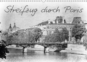 Streifzug durch Paris (Wandkalender 2018 DIN A3 quer) von und Udo Klinkel,  Ellen
