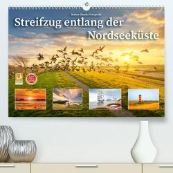 Streifzug entlang der Nordseeküste (Premium, hochwertiger DIN A2 Wandkalender 2020, Kunstdruck in Hochglanz) von Ganske Fotografie,  Rainer