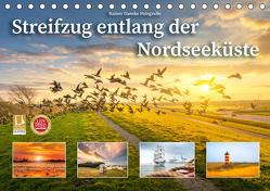 Streifzug entlang der Nordseeküste (Tischkalender 2020 DIN A5 quer) von Ganske Fotografie,  Rainer