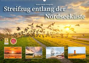 Streifzug entlang der Nordseeküste (Wandkalender 2020 DIN A2 quer) von Ganske Fotografie,  Rainer