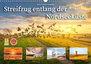 Streifzug entlang der Nordseeküste (Wandkalender 2020 DIN A3 quer) von Ganske Fotografie,  Rainer