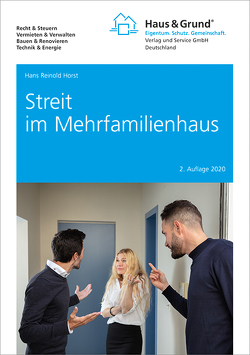 Streit im Mehrfamilienhaus von Horst,  Hans Reinold