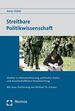 Streitbare Politikwissenschaft von Eisfeld,  Rainer