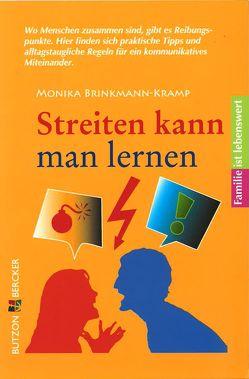 Streiten kann man lernen von Brinkmann-Kramp,  Monika