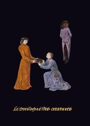 Streitgespräch der Geschöpfe /Le Dialogue des creatures von Koenig,  Eberhard, Nettekoven,  Ina, Tenschert,  Heribert