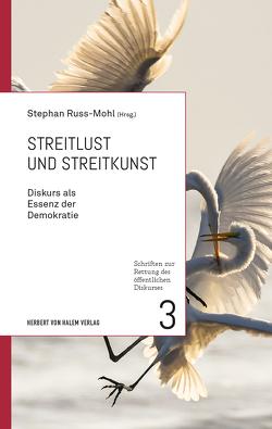 Streitlust und Streitkunst von Ruß-Mohl,  Stephan