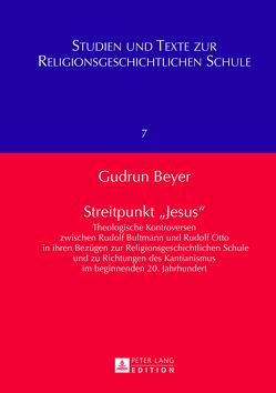 Streitpunkt 'Jesus' von Beyer,  Gudrun