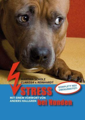 Stress bei Hunden von Bressel,  Frank, Dinter,  Stefan, Gevatter,  Annette, Hallgren,  Anders, Reinhardt,  Clarissa von, Scholz,  Martina