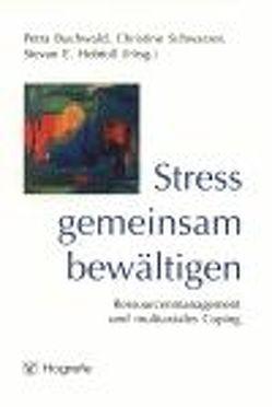 Stress gemeinsam bewältigen von Buchwald,  Petra, Hobfoll,  Stevan E, Schwarzer,  Christine