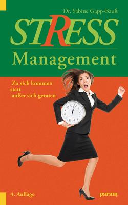 Stress-Management von Gapp-Bauß,  Sabine
