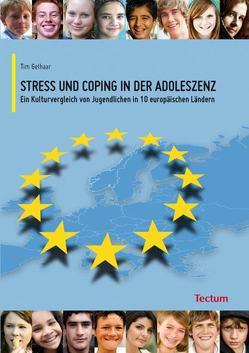 Stress und Coping in der Adoleszenz von Gelhaar,  Tim