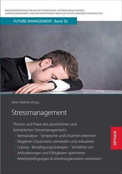 Stressmanagement von Prof. Dr. Dr. h.c. Wehrlin,  Ulrich