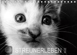 STREUNERLEBEN (Tischkalender 2019 DIN A5 quer) von Ira Schulz,  Melanie