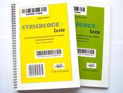 Strichcode-Texte von Bliem,  Siegfried
