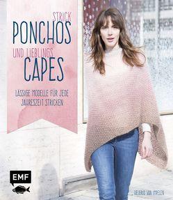 Strick-Ponchos und Lieblings-Capes von van Impelen,  Helgrid