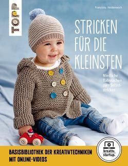 Stricken für die Kleinsten (kreativ.startup.) von Heidenreich,  Franziska