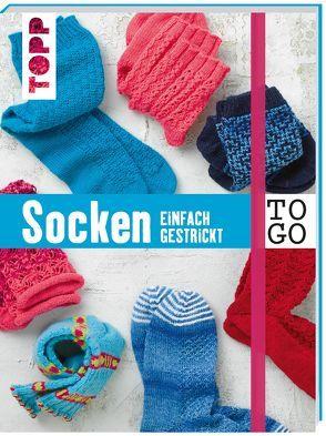 Stricken to go: Socken von frechverlag