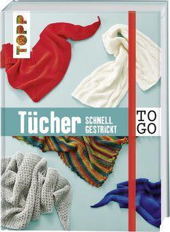Stricken to go: Tücher von frechverlag