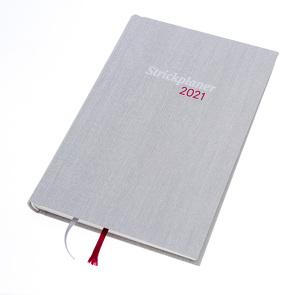 Strickplaner 2021 von Behm,  Martina
