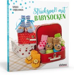 Strickspaß mit Babysocken von Virolainen,  Kikka