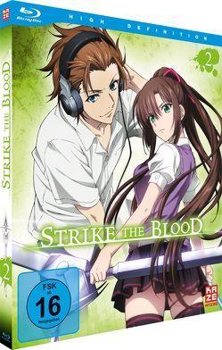 Strike the Blood – Blu-ray 2 von sano,  Takao, Yamamoto,  Hideyo