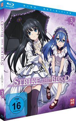 Strike the Blood – Blu-ray 3 von sano,  Takao, Yamamoto,  Hideyo
