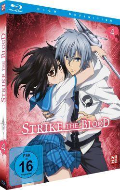 Strike the Blood – Blu-ray 4 von sano,  Takao, Yamamoto,  Hideyo