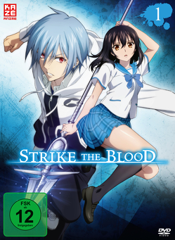 Strike the Blood – DVD Box 1 von sano,  Takao, Yamamoto,  Hideyo