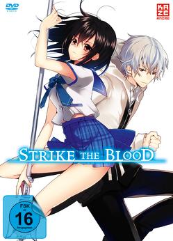 Strike the Blood – DVD-Gesamtausgabe von sano,  Takao, Yamamoto,  Hideyo