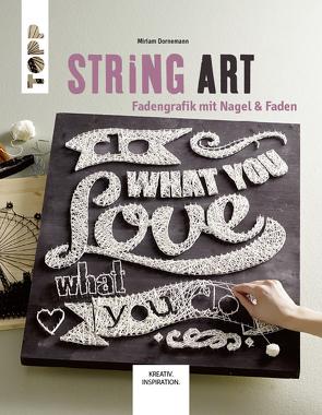 String Art von Dornemann,  Miriam