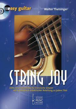 String Joy von Stroeve,  Reiner, Theisinger,  Walter