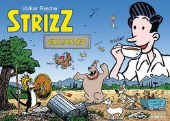 STRIZZ unlimited von Reiche,  Volker