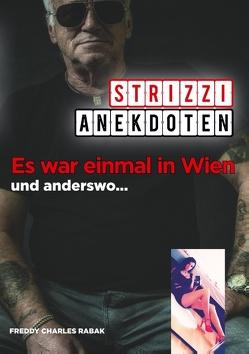 Strizzi-Anekdoten von Rabak,  Freddy Charles