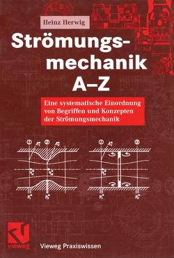 Strömungsmechanik A-Z von Herwig,  Heinz