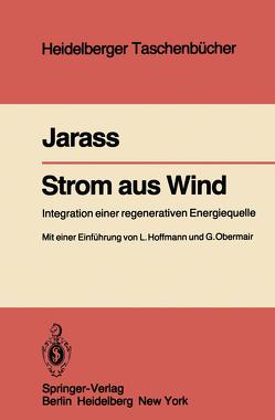 Strom aus Wind von Hoffmann,  L., Jarass,  L., Obermair,  G.