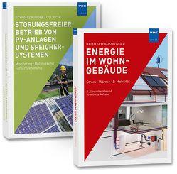 Strom und Wärme im Gebäude (Set) von Schwarzburger,  Heiko, Ullrich,  Sven