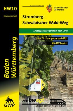 Stromberg-Schwäbischer Wald-Weg HW10 von German Wildlife Photo | GWP Verlag
