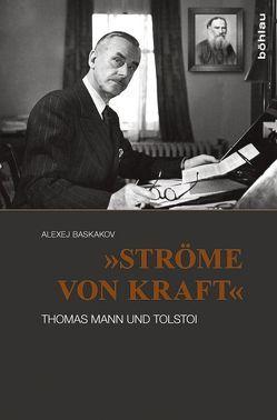 """Ströme von Kraft"" von Baskakov,  Alexej"
