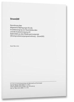 StromGVV – Stromgrundversorgungsverordnung
