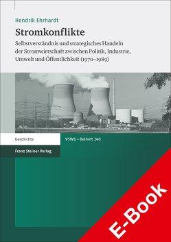 Stromkonflikte von Ehrhardt,  Hendrik